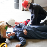 first aid in the workplace